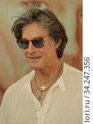 Ronn Moss during the casting ,Turin, ITALY-16-07-2020. Редакционное фото, фотограф Renato Valterza / AGF/Renato Valterza / AGF / age Fotostock / Фотобанк Лори