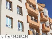 New Construction Apartments And Housing. Стоковое фото, фотограф Vladimir Nenov / easy Fotostock / Фотобанк Лори