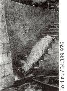 Baluschek Hans - Opfer - Am Kanal - German School - 19th Century. Редакционное фото, фотограф Artepics / age Fotostock / Фотобанк Лори