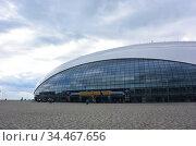 OLIMPIC VILAGE, SOCHI (2016 год). Редакционное фото, фотограф Александр Карпенко / Фотобанк Лори