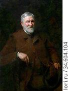 Bramley Frank - Alexander S. Leslie Melville of Lincoln - British... Стоковое фото, фотограф Artepics / age Fotostock / Фотобанк Лори