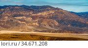 Death valley national park scenery. Стоковое фото, фотограф Zoonar.com/Alex Grichenko / age Fotostock / Фотобанк Лори