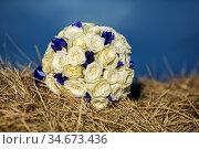 Bridal bouquet (2017 год). Редакционное фото, фотограф Вита Фортуна / Фотобанк Лори