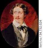 Ross Sir William - Portrait of Francis Jack Needham Viscount Newry... Редакционное фото, фотограф Artepics / age Fotostock / Фотобанк Лори