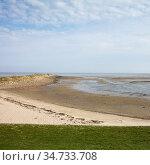 Kueste bei Rantum, Nationalpark Schleswig-Holsteinisches Wattenmeer... Стоковое фото, фотограф Zoonar.com/Wirth / easy Fotostock / Фотобанк Лори