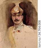 Laszló FüLöp Elek - Max Egon II Furst Zu Furstenberg - Hungarian ... Редакционное фото, фотограф Artepics / age Fotostock / Фотобанк Лори