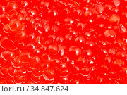 Food background - salted russian red caviar of sockeye salmon fish... Стоковое фото, фотограф Zoonar.com/Valery Voennyy / easy Fotostock / Фотобанк Лори
