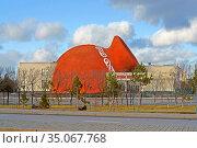 Astana Music Hall Restaurant. Nur Sultan. Редакционное фото, фотограф Валерия Попова / Фотобанк Лори