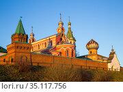 Staraya Ladoga Nikolsky Monastery. Стоковое фото, фотограф Юлия Бабкина / Фотобанк Лори