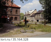 Libkovice, Czech Republic. The city was demolished in 1998 to make... Стоковое фото, фотограф Andre Maslennikov / age Fotostock / Фотобанк Лори