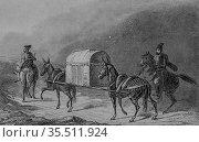 Fakhti savan, la persia by louis dubeux, editor firmin didot 1841. (2009 год). Редакционное фото, фотограф Louis Bertrand / age Fotostock / Фотобанк Лори