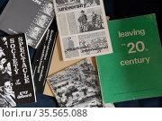 The Situationist International (SI) was an international organization... Редакционное фото, агентство World History Archive / Фотобанк Лори