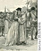 Thomas More (1478-1535) English scholar and statesman. Author of '... Редакционное фото, агентство World History Archive / Фотобанк Лори