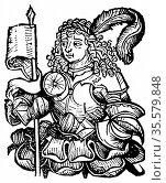 Tamerlane (1336-1405) Tamerlaine/Timur-i-Lang. Turcic conqueror. ... Редакционное фото, агентство World History Archive / Фотобанк Лори