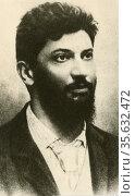 'Filippo Turati (1857-1932) in 1919. Founded the Italian Socialist... Редакционное фото, агентство World History Archive / Фотобанк Лори