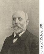 'Alvan Graham Clark 1832-1897), American astronomer and telescope... Редакционное фото, агентство World History Archive / Фотобанк Лори