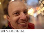 Фрязинский фотограф Сергей Яворский в ГУМе. Редакционное фото, фотограф Дмитрий Неумоин / Фотобанк Лори