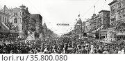 Photograph of Mardi Gras Celebrations. Редакционное фото, агентство World History Archive / Фотобанк Лори