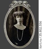 Elisabeth; Queen of the Belgians (25 July 1876 – 23 November 1965) Редакционное фото, агентство World History Archive / Фотобанк Лори