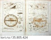 Kepler's scientific correspondence, Редакционное фото, агентство World History Archive / Фотобанк Лори