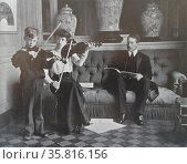 Elisabeth of Bavaria, Queen of Belgium. Редакционное фото, агентство World History Archive / Фотобанк Лори
