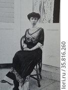 Elisabeth, Queen of the Belgians. Редакционное фото, агентство World History Archive / Фотобанк Лори