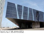 Museu Blau of Sciences Barcelona. Barcelona. Редакционное фото, агентство World History Archive / Фотобанк Лори