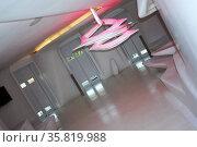 Hotel Silken Puerta America in Madrid. Madrid. Редакционное фото, агентство World History Archive / Фотобанк Лори