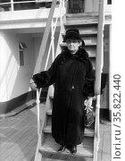 Jane Addams, American social reformer and feminist. Редакционное фото, агентство World History Archive / Фотобанк Лори