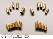 Gold Finger and Toe Stalls 1457 B.C. Редакционное фото, агентство World History Archive / Фотобанк Лори