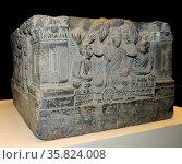 Gandhara 2nd century A.D. Редакционное фото, агентство World History Archive / Фотобанк Лори