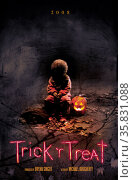 Trick 'r Treat a 2007 American anthology horror film written and directed by Michael Dougherty. The film stars Dylan Baker, Brian Cox and Anna Paquin. Редакционное фото, агентство World History Archive / Фотобанк Лори