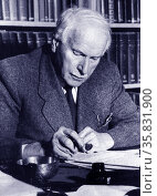 Carl G. Jung (26 July 1875 – 6 June 1961) Редакционное фото, агентство World History Archive / Фотобанк Лори