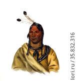 Esh-Ta-Hum-Leah. Редакционное фото, агентство World History Archive / Фотобанк Лори