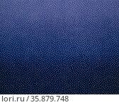 Blue cloth material texture. Стоковое фото, агентство Ingram Publishing / Фотобанк Лори