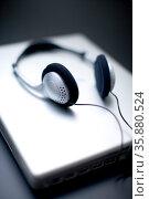 Headphone. Стоковое фото, агентство Ingram Publishing / Фотобанк Лори