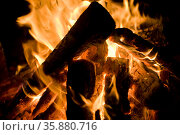 Flame. Стоковое фото, агентство Ingram Publishing / Фотобанк Лори
