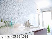Bathroom. Стоковое фото, агентство Ingram Publishing / Фотобанк Лори