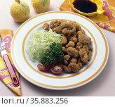 Korean Roasted Food. Стоковое фото, агентство Ingram Publishing / Фотобанк Лори