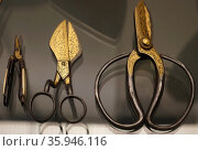 Calligrapher's tools from the Ottoman Dynasty. Редакционное фото, агентство World History Archive / Фотобанк Лори