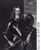 Edward Somerset, 6th Earl and 2nd Marquis of Worcester (C1601-67) English nobleman and inventor. (2016 год). Редакционное фото, агентство World History Archive / Фотобанк Лори