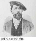 Don Carlos, Duke of Madrid (2013 год). Редакционное фото, агентство World History Archive / Фотобанк Лори