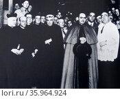 Pedro Segura y Sáenz (1880— 1957) Редакционное фото, агентство World History Archive / Фотобанк Лори