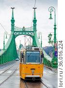 BUDAPEST, HUNGARY - FEBRUARY 21, 2016: Стоковое фото, фотограф Zoonar.com/Yury Dmitrienko / easy Fotostock / Фотобанк Лори