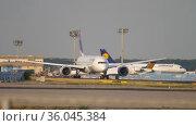 LATAM Airlines South American Aviation Holding (2017 год). Редакционное видео, видеограф Игорь Жоров / Фотобанк Лори