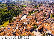 Historic centre of Gorizia, Italy. Стоковое фото, фотограф Яков Филимонов / Фотобанк Лори