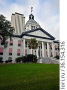 Tallahassee - state capitol of Florida. Стоковое фото, фотограф Zoonar.com/Henryk Sadura / easy Fotostock / Фотобанк Лори