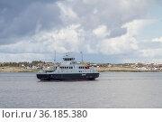 Fahrt mit der Autofähre vom Valset über den Trondheimfjorden nach... Стоковое фото, фотограф Zoonar.com/Eder Christa / age Fotostock / Фотобанк Лори