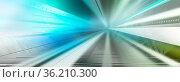 Abstraktes Liniennetz auf Hintergrund-Struktur. Ziel, Perspektive... Стоковое фото, фотограф Zoonar.com/Wolfgang Rieger / easy Fotostock / Фотобанк Лори