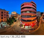 LLORET DE MAR, SPAIN - JUNE 22, 2016: Lloret de Mar in Catalonia, ... Стоковое фото, фотограф Zoonar.com/Andrey Omelyanchuk / age Fotostock / Фотобанк Лори